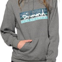 Diamond Supply Co. Fair Isle Box Hoodie