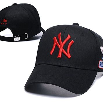 NY Golf Baseball Cap Hat