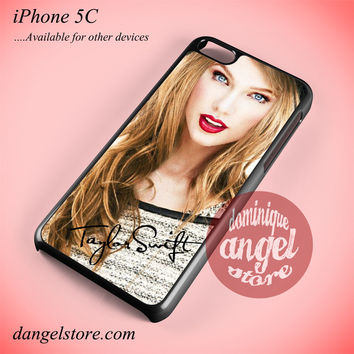 Taylor Swift Red Lips Phone case for iPhone 5C and another iPhone devices