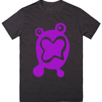 Purple Blob Like Monster | T-Shirt | SKREENED