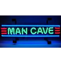 Neonetics Man Cave Neon Sign | Wayfair