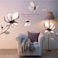 Luxury Wall Sticker Bedroom Living Room Home Decor Stickers [4923136772]