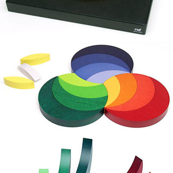 Naef Luna Colorful Wooden Toy | Available from NOVA68.com Modern Design