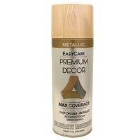 EasyCare Premium Decor Gold Spray Paint, 12-oz.: Model# PDS91-AER | True Value