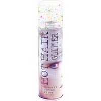 Multicolor Glitter Hairspray – Spirit Halloween
