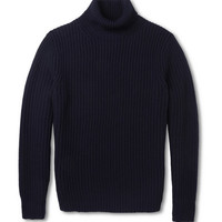Acne Miles Chunky-Knit Wool Rollneck Sweater | MR PORTER