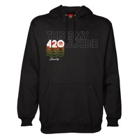 THIS IS MY 420 HOODIE