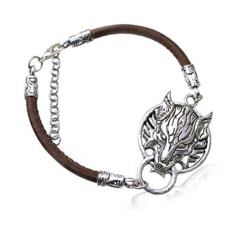 Game of Thrones Wolf Bracelet