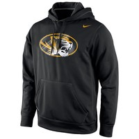 Nike Missouri Tigers Warp Speed Therma-FIT Performance Hoodie