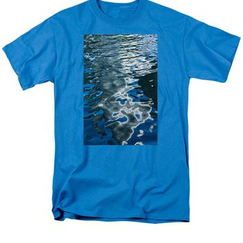 Dazzling Liquid Abstracts One T-Shirt for Sale by Georgia Mizuleva