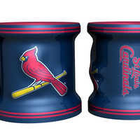 St. Louis Cardinals Shot Glass - Sculpted Mini Mug