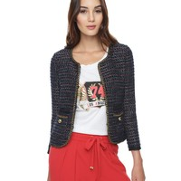 Novelty Tweed Jacket by Juicy Couture