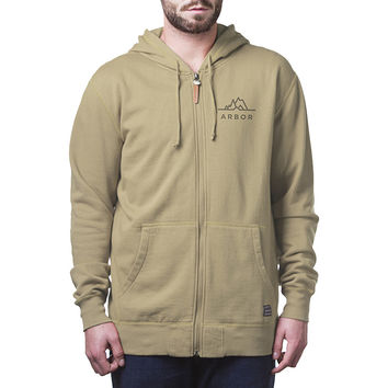 Arbor Bullet Water Resistant Full-Zip Hoodie - Men's