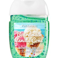 PocketBac Sanitizing Hand Gel Boardwalk Vanilla Cone