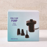 Pool Float Pump - Urban Outfitters