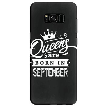 Queens Are Born In September Samsung Galaxy S8