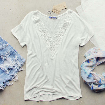 Claire Sweet Fit Tee