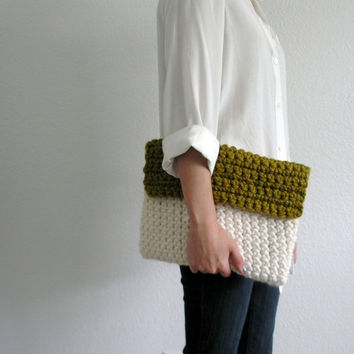 The Colmar Clutch  Fisherman & Snapdragon by deroucheau