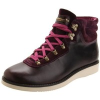 Timberland Women`s Brattle Hiker Boot,Dark Brown,8.5 M US