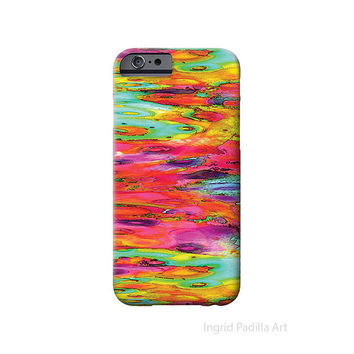 Abstract iPhone 6 Case, Artist, iPhone Case, Funky, Art, iPhone 5 cases, by Ingrid Padilla, iPhone 6 plus case