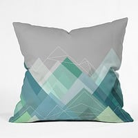 Mareike Boehmer Graphic 107 Y Throw Pillow