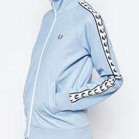 Fred Perry Archive Taped Track Jacket