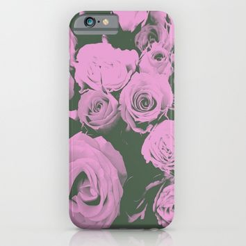 Mother May I iPhone & iPod Case by Ducky B