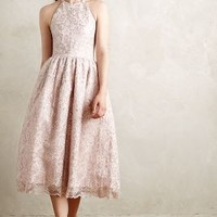 Lavandou Dress by Shoshanna Pink