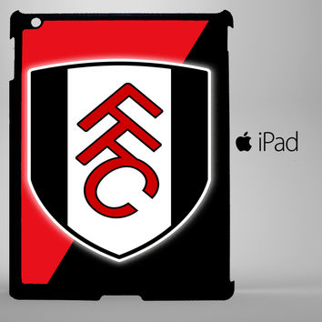 Fulham Football Club A0266 iPad 2, iPad 3, iPad 4, iPad Mini and iPad Air Cases - iPad