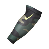 Nike Pro Amplified 3.0 Football Forearm Shivers (Brown)