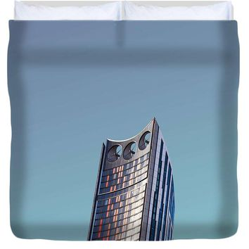 Urban Architecture - Elephant And Castle, London, United Kingdom - Duvet Cover
