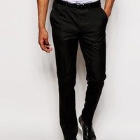 River Island Slim Fit Suit Pants