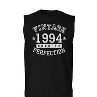 1994 - Vintage Birth Year Muscle Shirt Brand