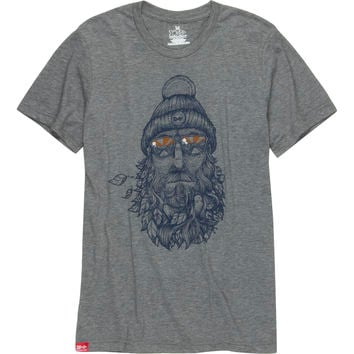 Captain Bird Beard T-Shirt - Short-Sleeve - Men's