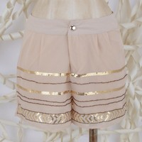 Altar'd State Sequin Gatsby Short - Shorts - Apparel