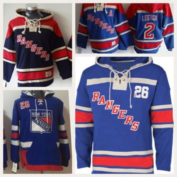 New York Rangers NHL Hockey Team Apparel Hoodies