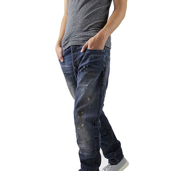 G-Star Raw A Crotch Tapered Motion Denim