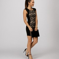 Sale-hint Of Lace Lbd