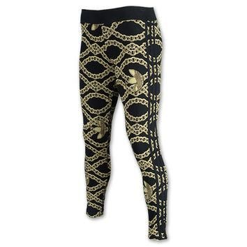 Women's adidas Chain Print Leggings