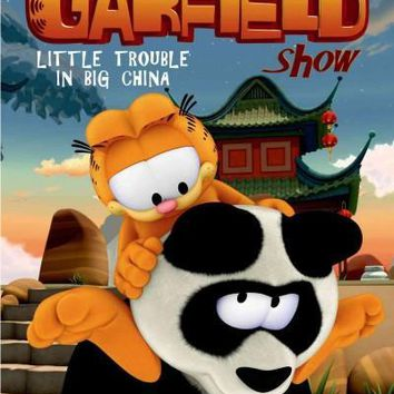 The Garfield Show 4: Little Trouble in Big China (Garfield Show)