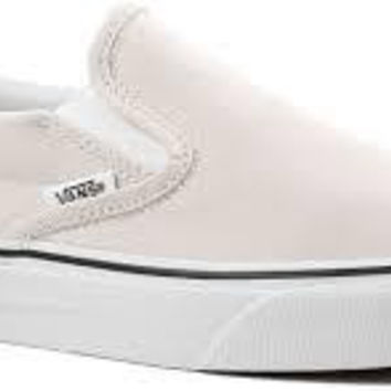 Vans Classic Slip On-Birch White