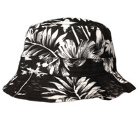 BAHAMA BUCKET HAT - BLACK