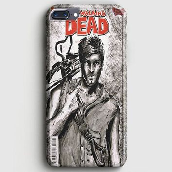 Daryl Dixion Walking Dead iPhone 8 Plus Case | casescraft