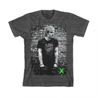 Ed Sheeran Webstore - Multiply Photo Slim Fit T-Shirt