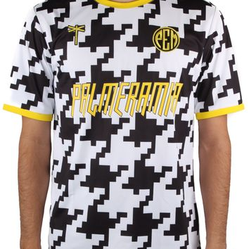 Houndtooth Pixel WC Soccer Jersey