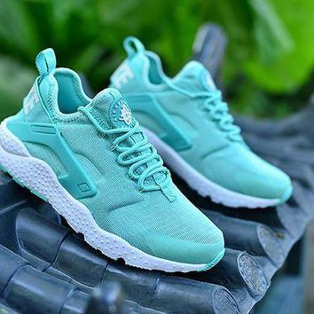 Nike Air Huarache Ultra Tiffany Blue Casual Running Sport Shoes Sneakers