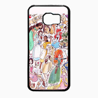 Heart of a Princess Disney 4a050b1e-3193-40a1-96ee-ac16cdf9b4d8 FOR Samsung Galaxy S6 REGULAR CASE *RA*