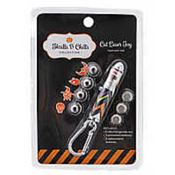 Thrills & Chills™ Halloween Ghost 5-Tip Laser Cat Toy