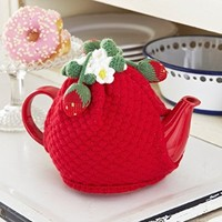 Ulster Weavers Brigette Knitted Decorative Tea Cosy