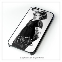 Harry Styles iPhone 4 4S 5 5S 5C 6 6 Plus , iPod 4 5  , Samsung Galaxy S3 S4 S5 Note 3 Note 4 , and HTC One X M7 M8 Case
